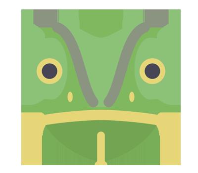 Agile Chameleons